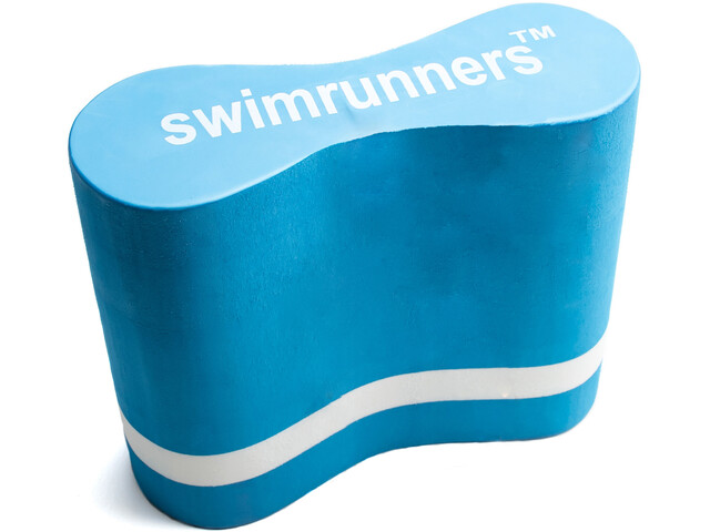 Swimrunners Ocean Monster Pull Buoy blue